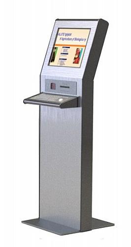 Kiosk informativo